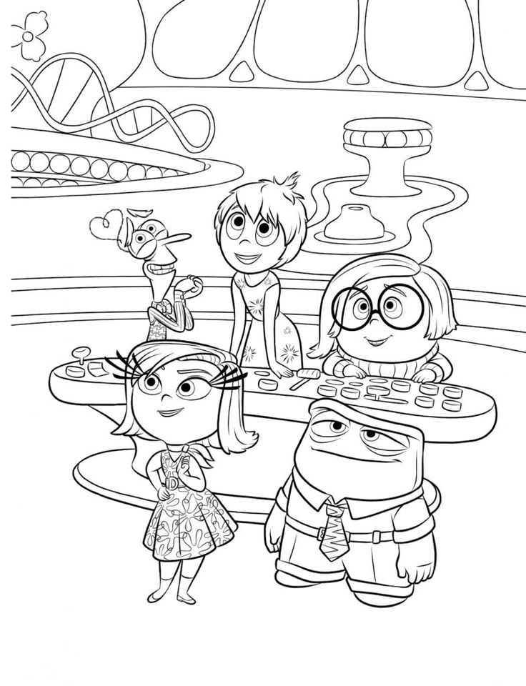 first disney characters coloring pages - photo#9