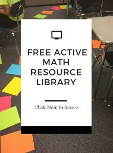 a collection of free math resources