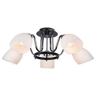 Потолочная люстра Arte Lamp Florentino A7144PL-5BK