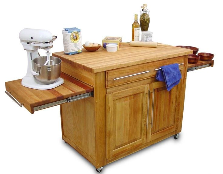 17 best ideas about portable kitchen island on pinterest small saw portable island and mobile - Mobile kitchen island plans ...