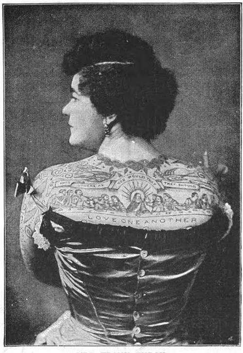: Tattoo Lady, Tattoo People, Ink 5, Century Tattoo, Tattoo History, Tattoo Art, Vintage Ink, Vintage Tattoo, Last Suppers