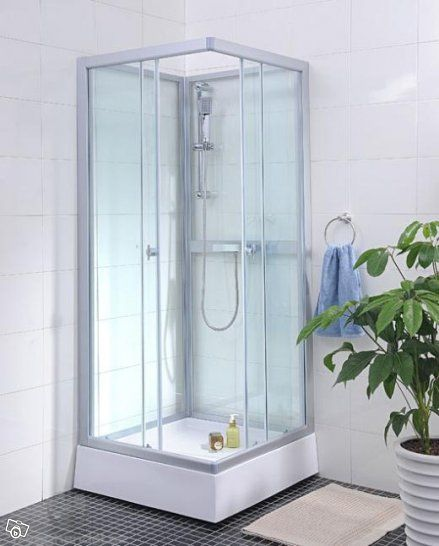 Indamix Medea duschkabin, REA