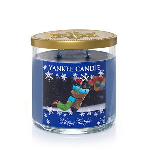 Winter Wonderland© Collection (Happy Tonight©) : Medium 2-Wick Tumbler Candles : Yankee Candle