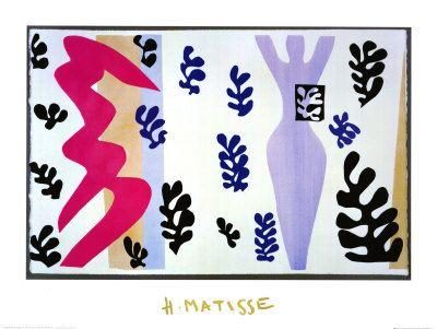 Henri Matisse Poster - bij AllPosters.be