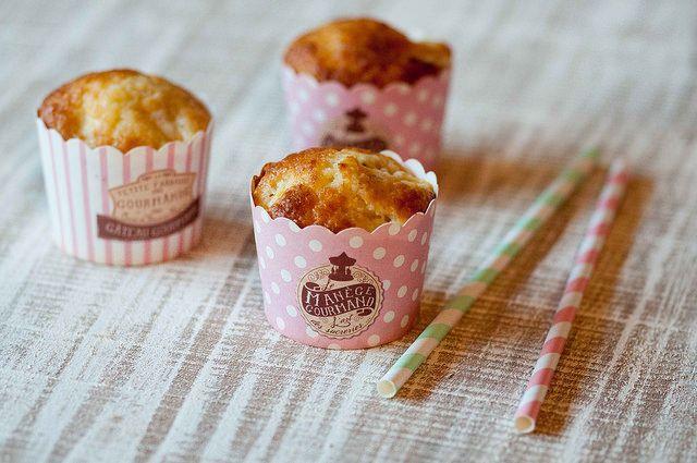 Una streghetta in cucina: Muffin con le ultimissime pesche