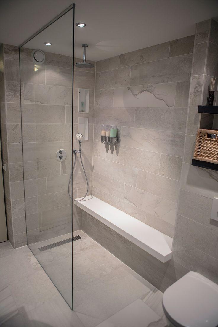 17 beste idee n over natuurlijke badkamer op pinterest neutrale badkamer cr me kasten en - Maison am sanson architetti ...