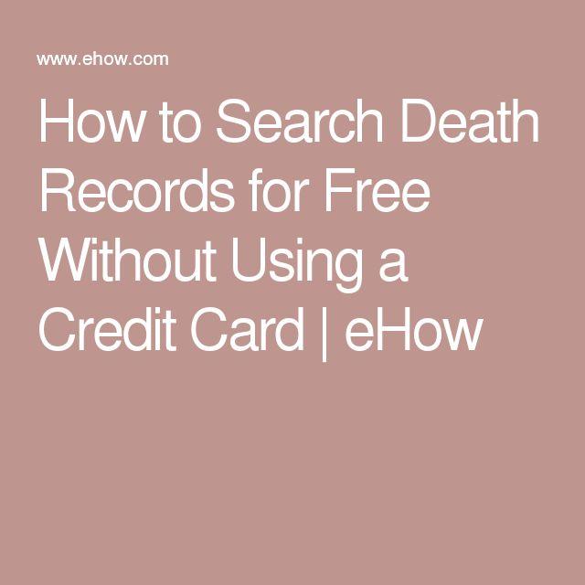 Death records στο Pinterest Καταγωγή - death announcement cards free