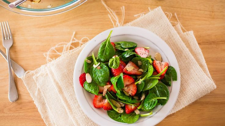 Light, refreshing and sweet, this salad is sure to bring you good vibes and make your taste buds happy.