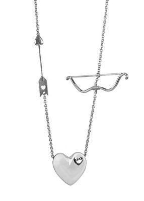 Love Arrow Bow Necklace - Boh Runga | Shop New Zealand NZ$ 297.00