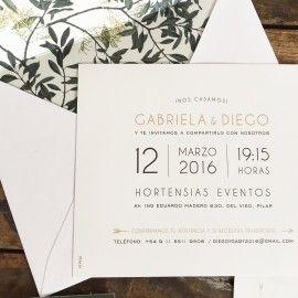 le pou - invitaciones y tarjetas - casamientos