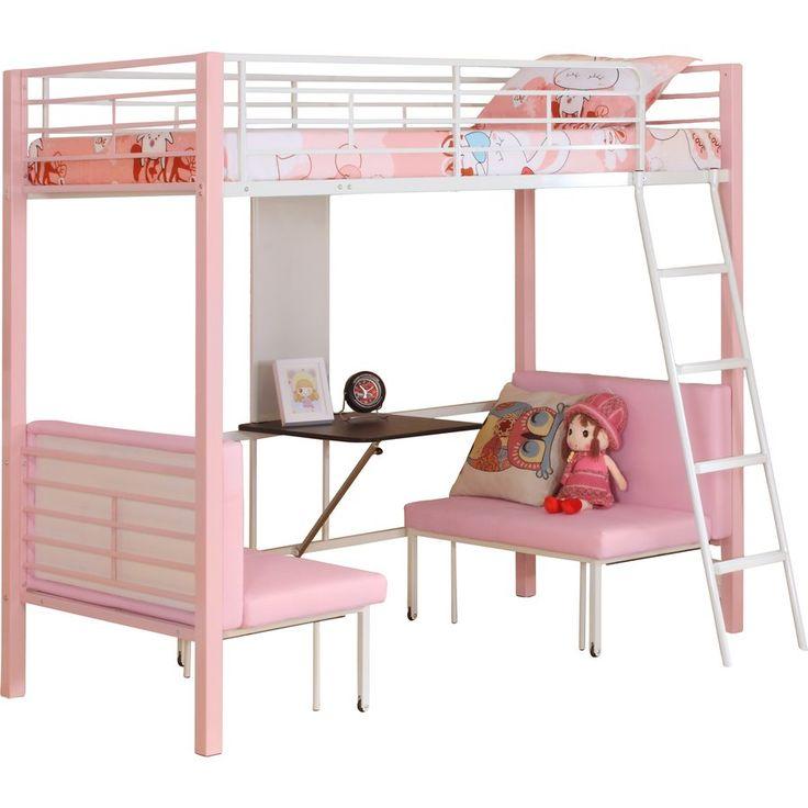Mer enn 25 bra ideer om High sleeper bed p Pinterest Kyeseng