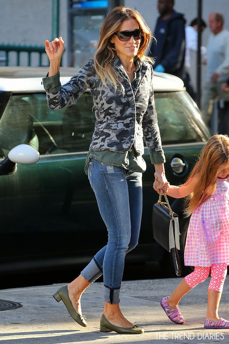 Sarah Jessica Parker out in New York City, New York - September 30, 2013