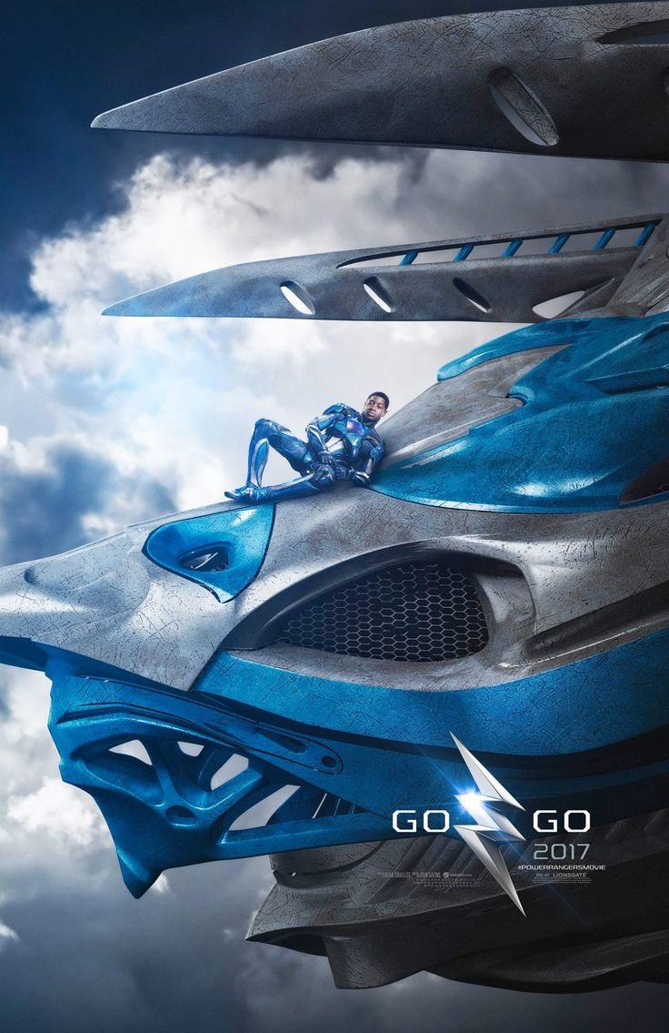 New Power Rangers Posters Tease First Look At Zords