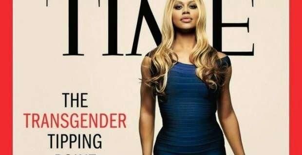EPIRUS TV NEWS: (ΚΟΣΜΟΣ)Για πρώτη φορά τρανσέξουαλ στο εξώφυλλο το...