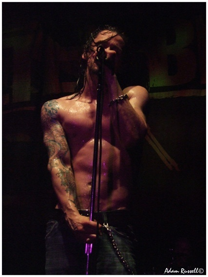 Myles Kennedy-ummmmmmm, do-over!! We didn't get him naked lol.