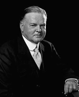 President Herbert Hoover dek Corbis 31st President, 1929-33