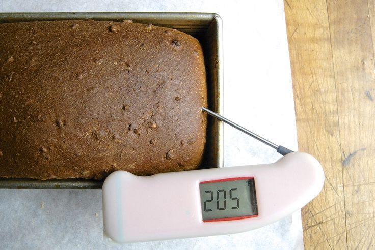 How do you tell when bread is perfectly done? Using a thermometer with yeast bread produces reliable results — so long as you know what you're looking for.