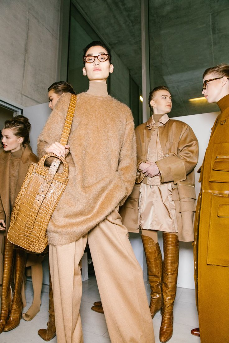 Corey Tenold S Best Backstage Photos From Milan Fashion Week Fall