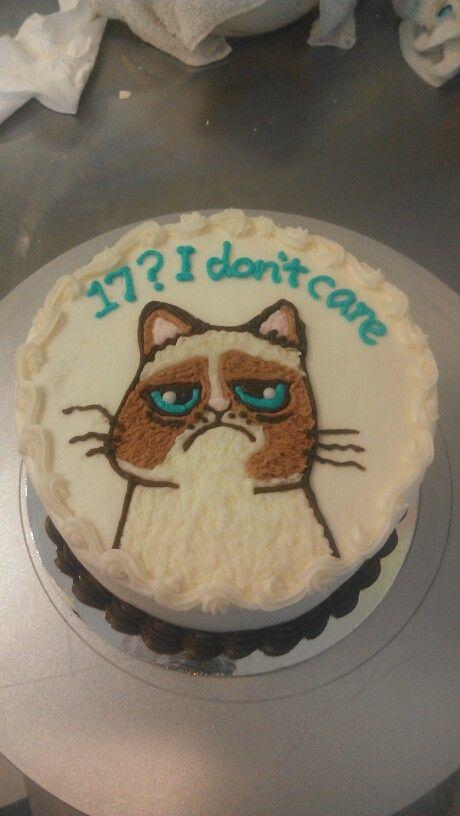 Best 25 Grumpy Cat Cakes Ideas On Pinterest Grumpy Cat