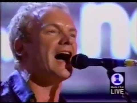 Sting & Cheb Mami Live - Desert Rose - NetAid - YouTube