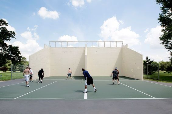 Pros and Cons: Ex-inmates redefine handball at Forest  Park, (St. Louis - Riverfront Times)