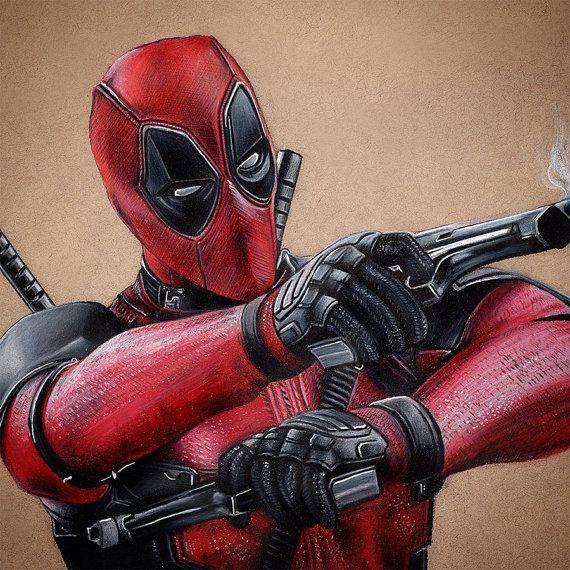 #Deadpool #Fan #Art. (Deadpool) By: Smithead123. (THE * 5 * STÅR * ÅWARD * OF * MAJOR ÅWESOMENESS!!!™) [THANK U 4 PINNING!!!<·><]<©>ÅÅÅ+(OB4E)