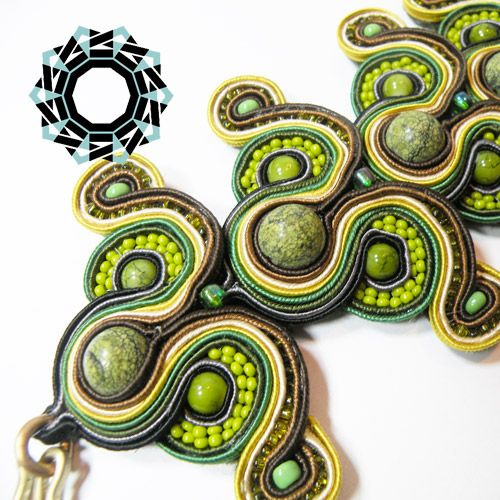 For Tender December Slow Design is a process of careful designing and meticulous fabrication of unique objects. See how this item was made Simple soutache / Prosty sutasz  Slow Design wg Tender December to proces starannego projektowania, a następnie pieczołowitego tworzenia unikatowych przedmiotów. Zobacz jak powstawały bransoletki Simple soutache / Prosty sutasz
