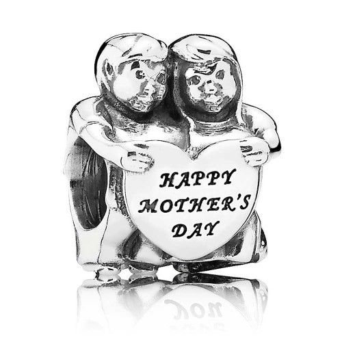 Pandora Silver Happy Mothers Day Charm 791517 Online 2016