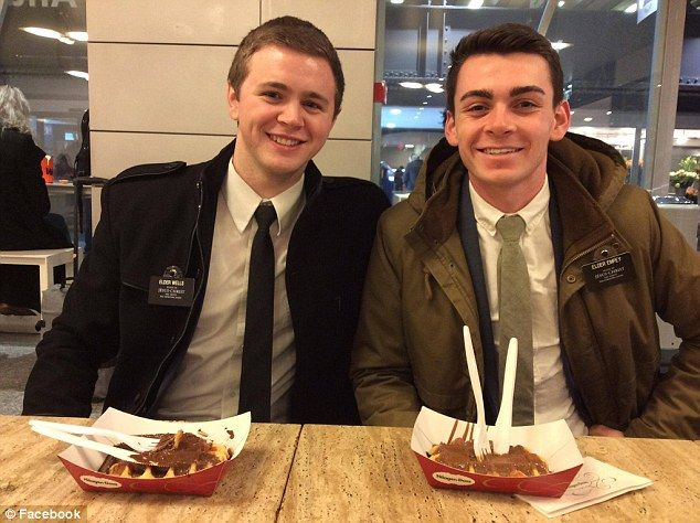 INCREDIBLE THIRD brush with terror: Mason Wells, 19, left with burns and shrapnel injuries in Brussels attack also survived Boston and Paris bombings