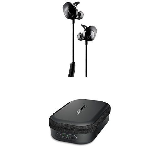 With no wires in the way, Bose SoundSport wireless headphones keep you moving with powerful audio and earbuds that stay secure and comfortable.   #headphones #love #music #audio #audiophiles #bluetooth #wireless #studio  #sound #gadget #fashion #christmas