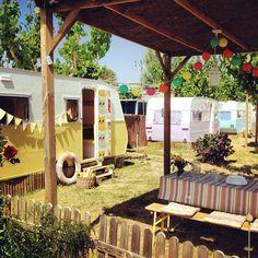 Camping Miramar, en la Costa Dorada