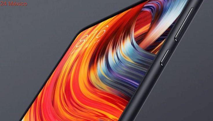 Xiaomi va por la pantalla sin bordes más grande del mercado de smartphones