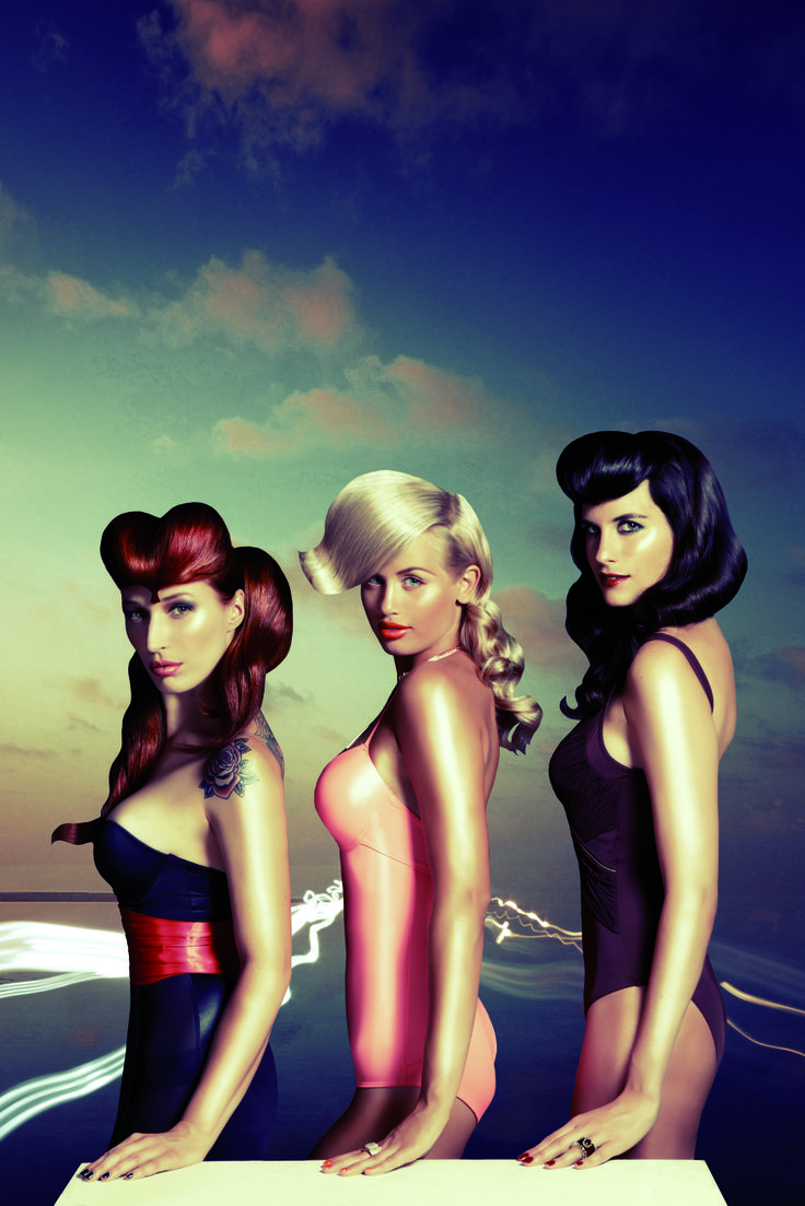 Collection Pin up