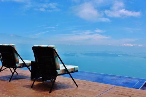 天空のインフィニティ!琵琶湖一望の「びわ湖テラス」が絶景すぎて凄い!   滋賀県   トラベルjp<たびねす>