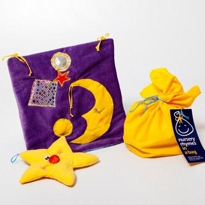 """""""Twinkle Twinkle Little Star"""" hand puppet set £ 11.99"""