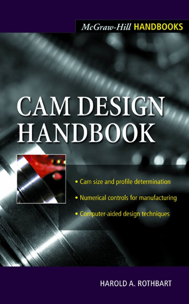 Cam Design Handbook  Ebook