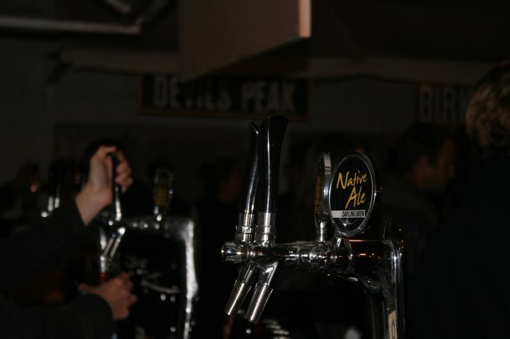 Darling Brew... on tap;)