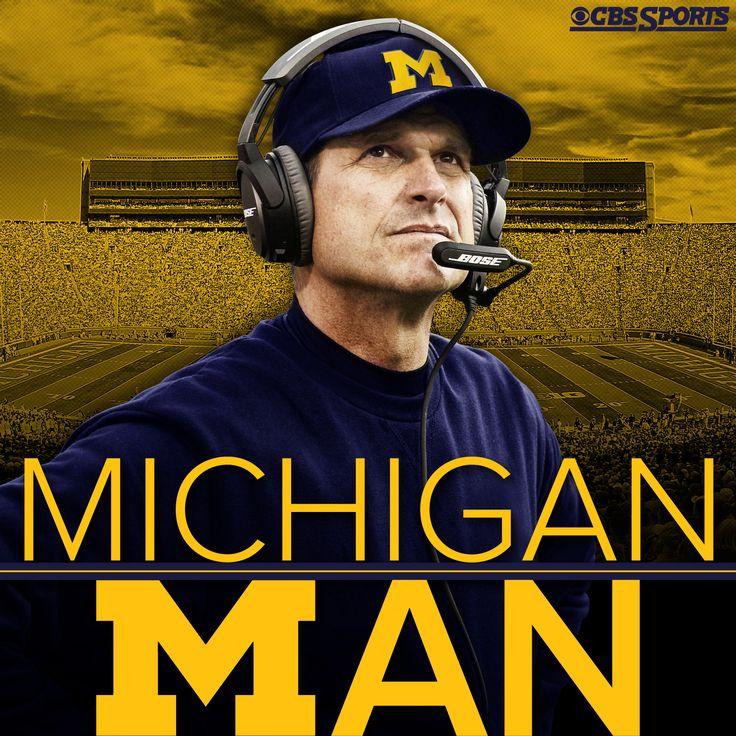 Michigan Football has their man.   Jim Harbaugh is coming home.
