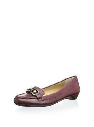 65% OFF Adrienne Vittadini Women's Chitown Slip-On Loafer (Oxblood)