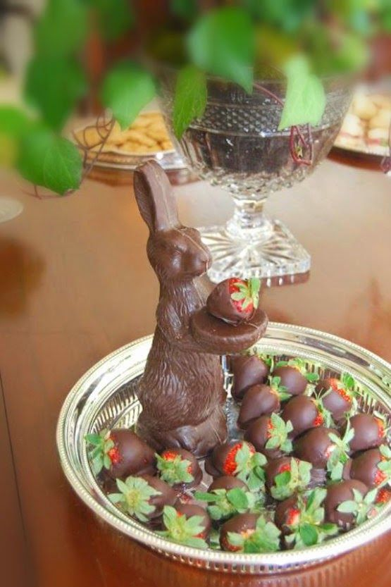 ciao! newport beach: Easter table inspiration