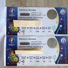 #Ticket  Euro 2016 tickets Russia  Slovakia #nederland