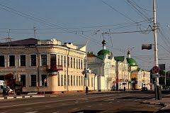 На улицах Тамбова