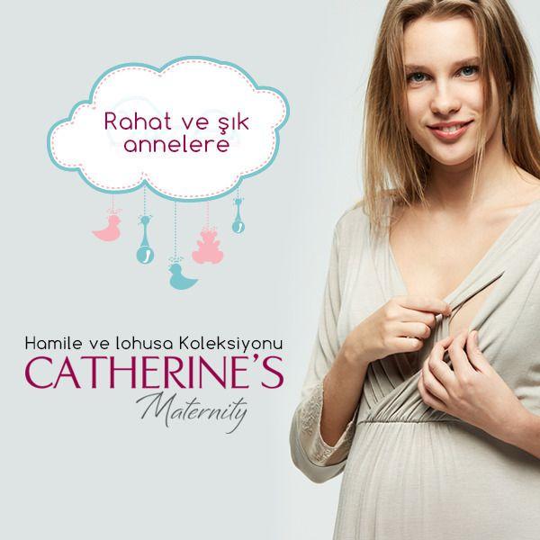Rahat ve şık olmak isteyen anne ve anne adayları! ❤️ Catherine's Maternity Hamile ve lohusa kolleksiyonu için bio linke tıkla...   #hamile #bebek #mutluluk #çocuk #aile #anne #evlilik #lohusa #süpriz #misafir #mutlugünler