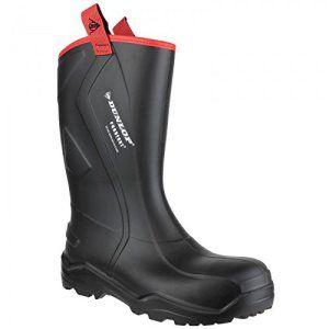 Dunlop Purofort+ Rugged – Bottes de sécurité – Homme