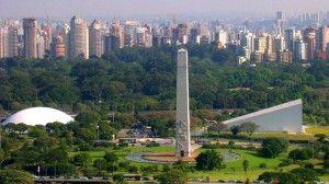 O acesso ao Parque Ibirapuera pode ser realizado por 10 portões, com horários e atendimentos diferentes. (Foto: Banco de Imagens/Internet)
