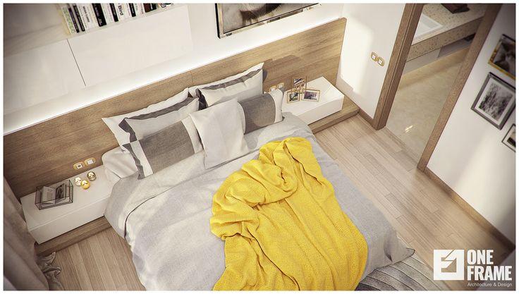 Bedroom #1 on Behance
