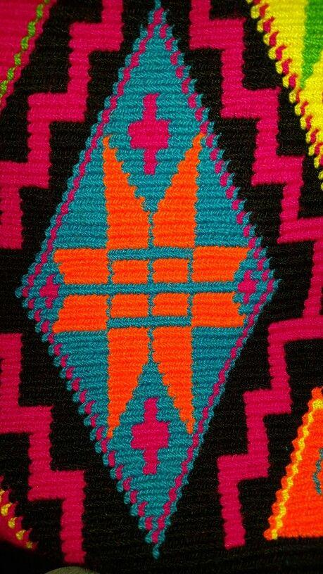 Diseño wayuu
