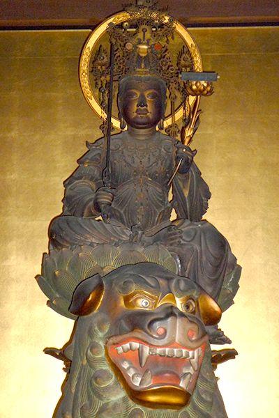 大智寺 本尊 文殊菩薩(重要文化財)