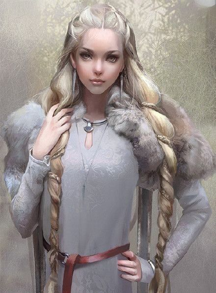 93 Best Silver Haired Half Elf Story Character Images On