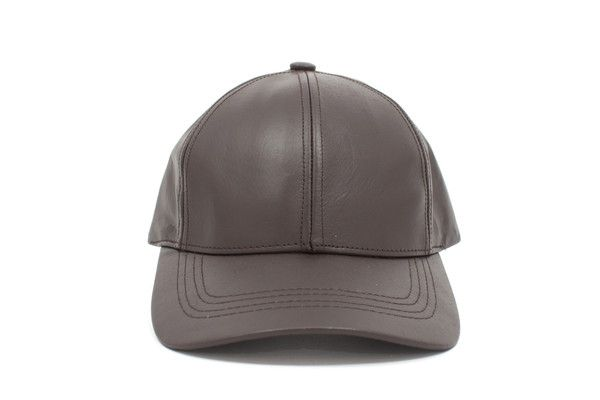 Leather Cap | Moorea Seal